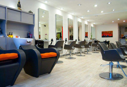 MK Hair Salon's environment is very clean and cozy, comfortable. We always keep our customers comfort and make them enjoy the time they spend with us in our hair salon. That's our Number 1 main goal.