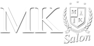 Logo of MK Hair Salon